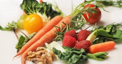 Фактор цвета в нашем питании