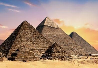 Египетские пирамиды – вечная загадка