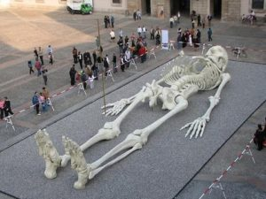 Люди гиганты - Древние жители Земли.и