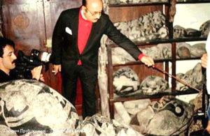 Кабрера рассматривал камни Ика как библиотеку.