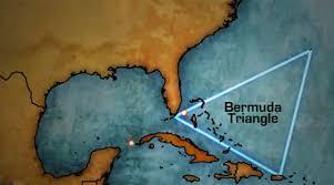 Таинственный Бермудский треугольник.