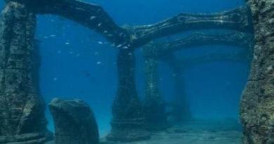 Тайны, скрытые под водой