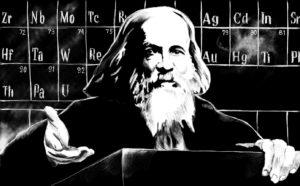 Распределение элементов для своей знаменитой таблицы Менделеев получил во сне.