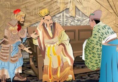 Чжан Лян – первый советник первого императора династии Хань