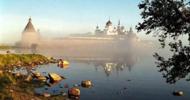 Китеж-град: загадка затонувшего города