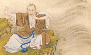 Основатель тайцзи – Чжан Саньфэн