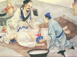 Хуа То был известным медиком времён династии Хань. Он родился в 141 году до нашей эры и жил в период Троецарствия.