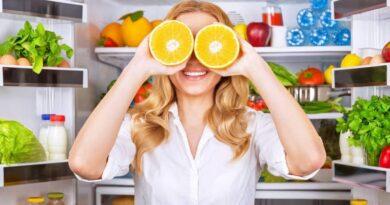 Пять продуктов, которые помогают улучшить зрение