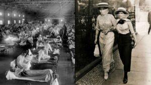 испанка грипп эпидемия