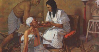 о древней медицине Вавилона
