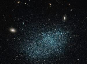 Нейронные сети мозга и сети галактик