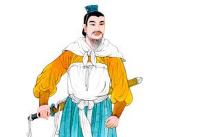 Хань Синь — военный генерал, который служил Лю Бану