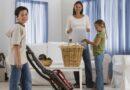 Как приучить детей к домашним обязанностям