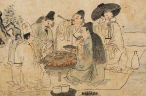 Кухня древнего Китая