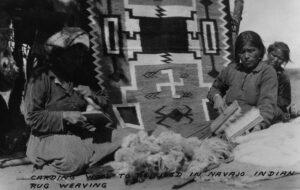 Свастика у индейцев навахо